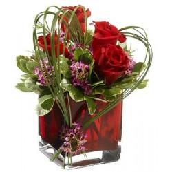 faire livrer des fleurs pas cher a domicile l 39 atelier des fleurs. Black Bedroom Furniture Sets. Home Design Ideas