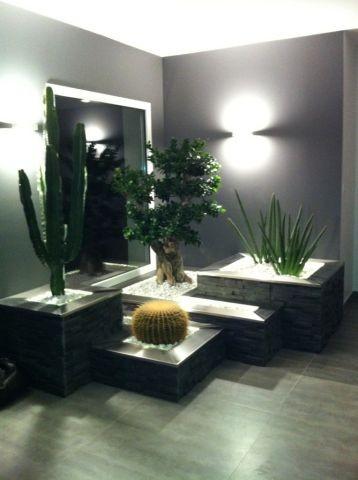 jardini re contemporaine l 39 atelier des fleurs. Black Bedroom Furniture Sets. Home Design Ideas