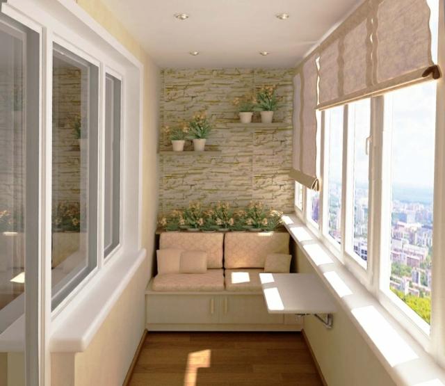 Am nager son balcon d appartement l 39 atelier des fleurs - Amenager son appartement ...