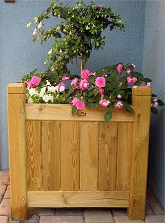 bac fleurs ext rieur l 39 atelier des fleurs. Black Bedroom Furniture Sets. Home Design Ideas