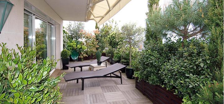 balcon et terrasse l 39 atelier des fleurs. Black Bedroom Furniture Sets. Home Design Ideas