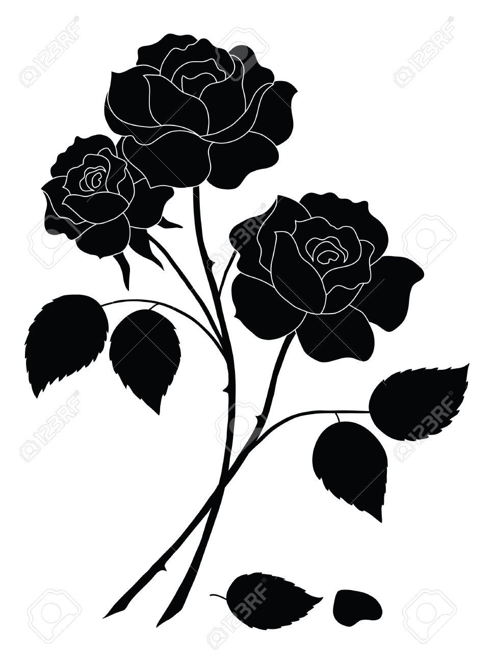 rose symbole l 39 atelier des fleurs. Black Bedroom Furniture Sets. Home Design Ideas