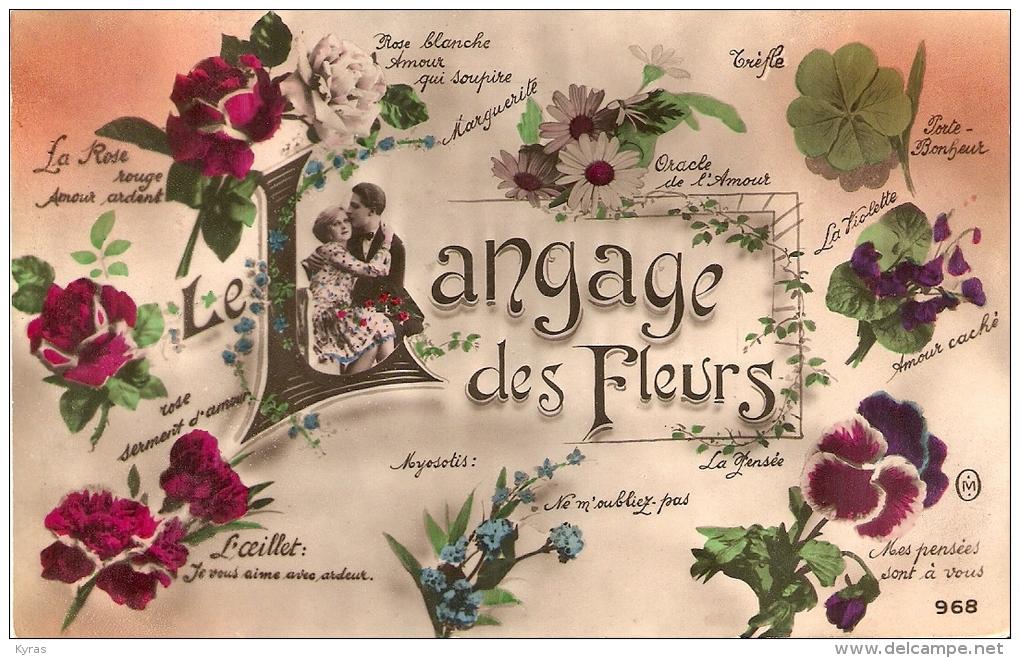 Langage des fleurs pens e l 39 atelier des fleurs - Langage des fleurs amitie ...