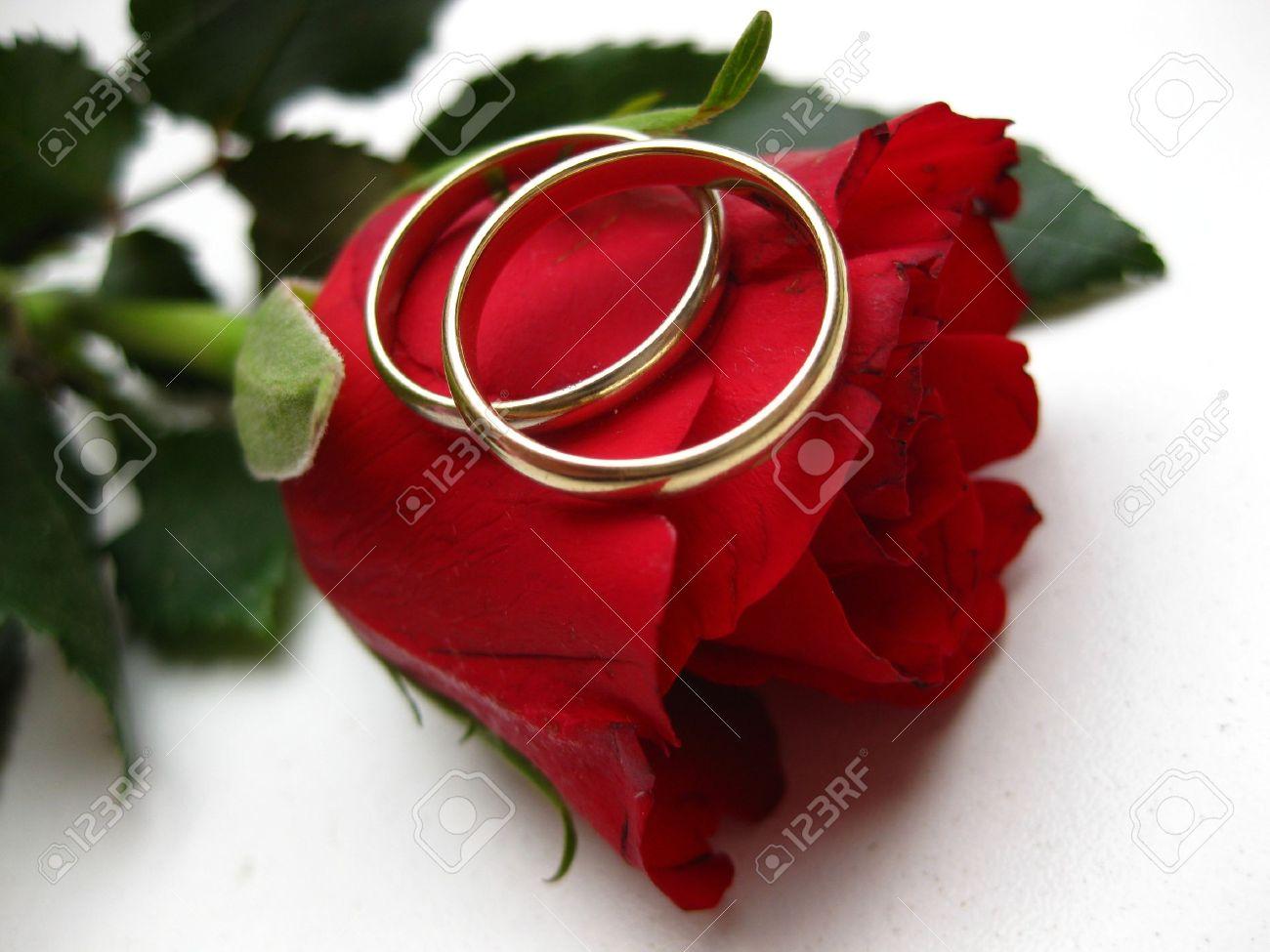Decoration Mariage Rose Et Rouge