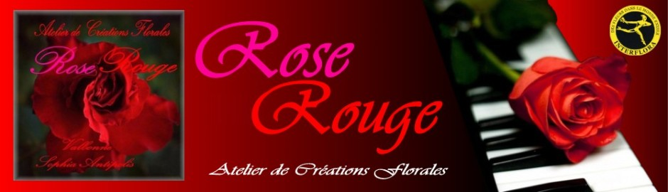 Prix rose rouge chez fleuriste l 39 atelier des fleurs for Prix bouquet de rose fleuriste