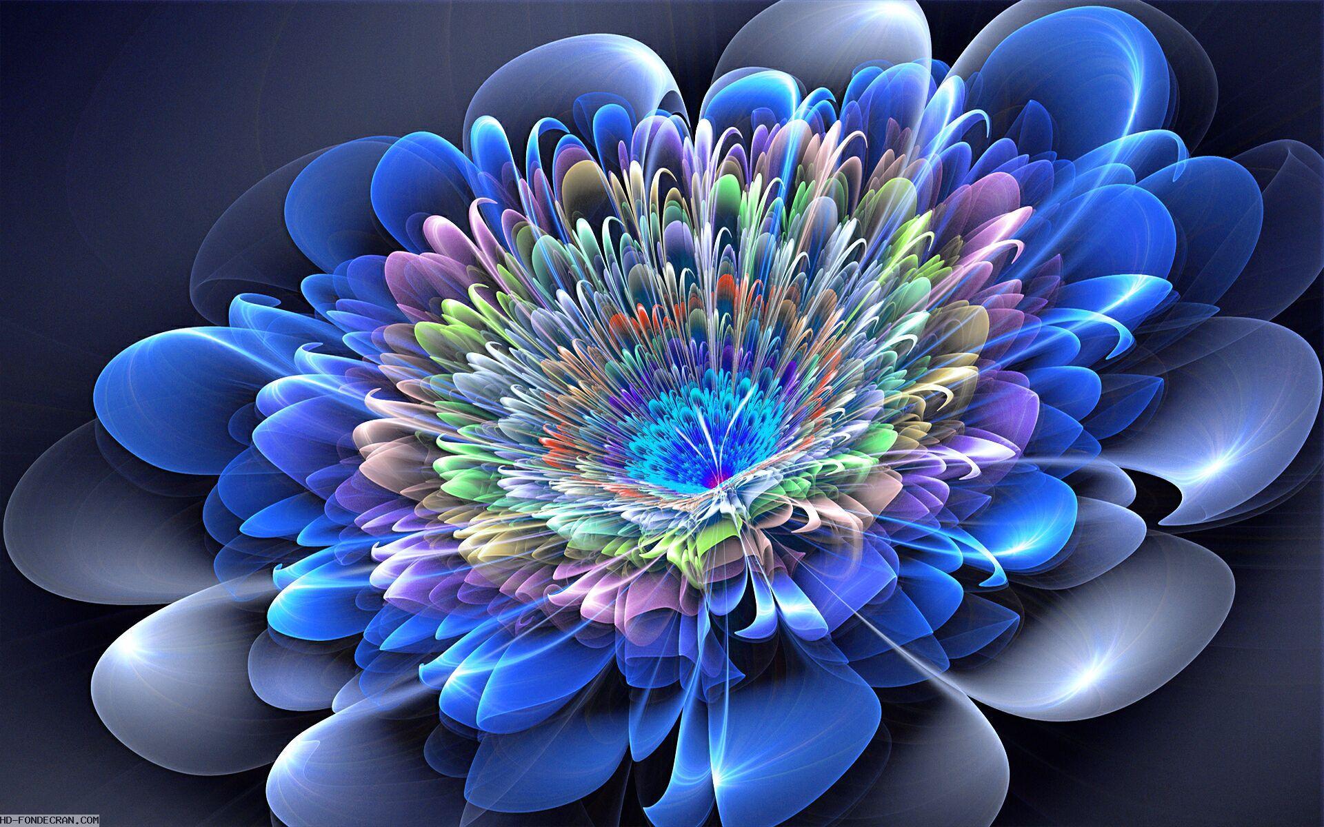 Images fleurs bleues gratuit l 39 atelier des fleurs for Fond ecran 3d pc