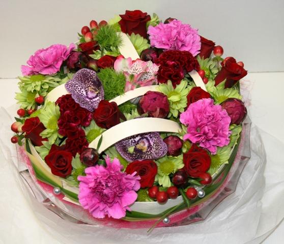 Fleurs pour anniversaire l 39 atelier des fleurs for Bouquet pas cher livraison gratuite