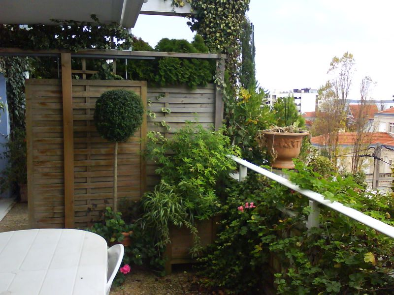 balcon paysager l 39 atelier des fleurs. Black Bedroom Furniture Sets. Home Design Ideas