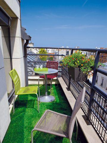 Amenager balcon etroit l 39 atelier des fleurs - Amenager un balcon etroit ...