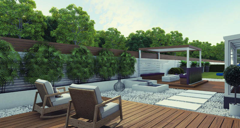 deco exterieur terrasse l 39 atelier des fleurs. Black Bedroom Furniture Sets. Home Design Ideas