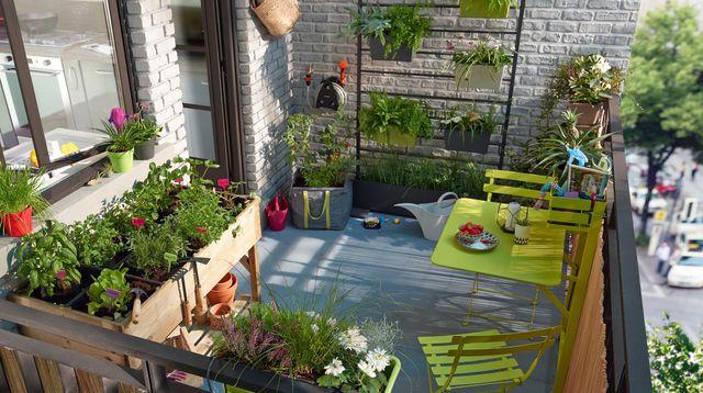 photo balcon am nag l 39 atelier des fleurs. Black Bedroom Furniture Sets. Home Design Ideas