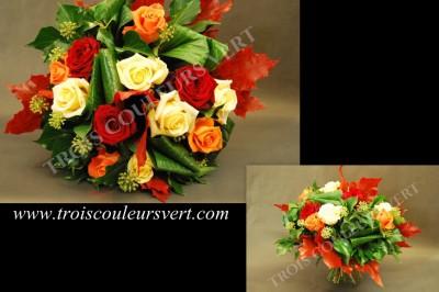 Livraison bouquet de rose a domicile l 39 atelier des fleurs for Bouquet pas cher livraison gratuite