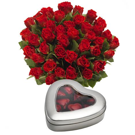 offrir des roses une femme l 39 atelier des fleurs. Black Bedroom Furniture Sets. Home Design Ideas