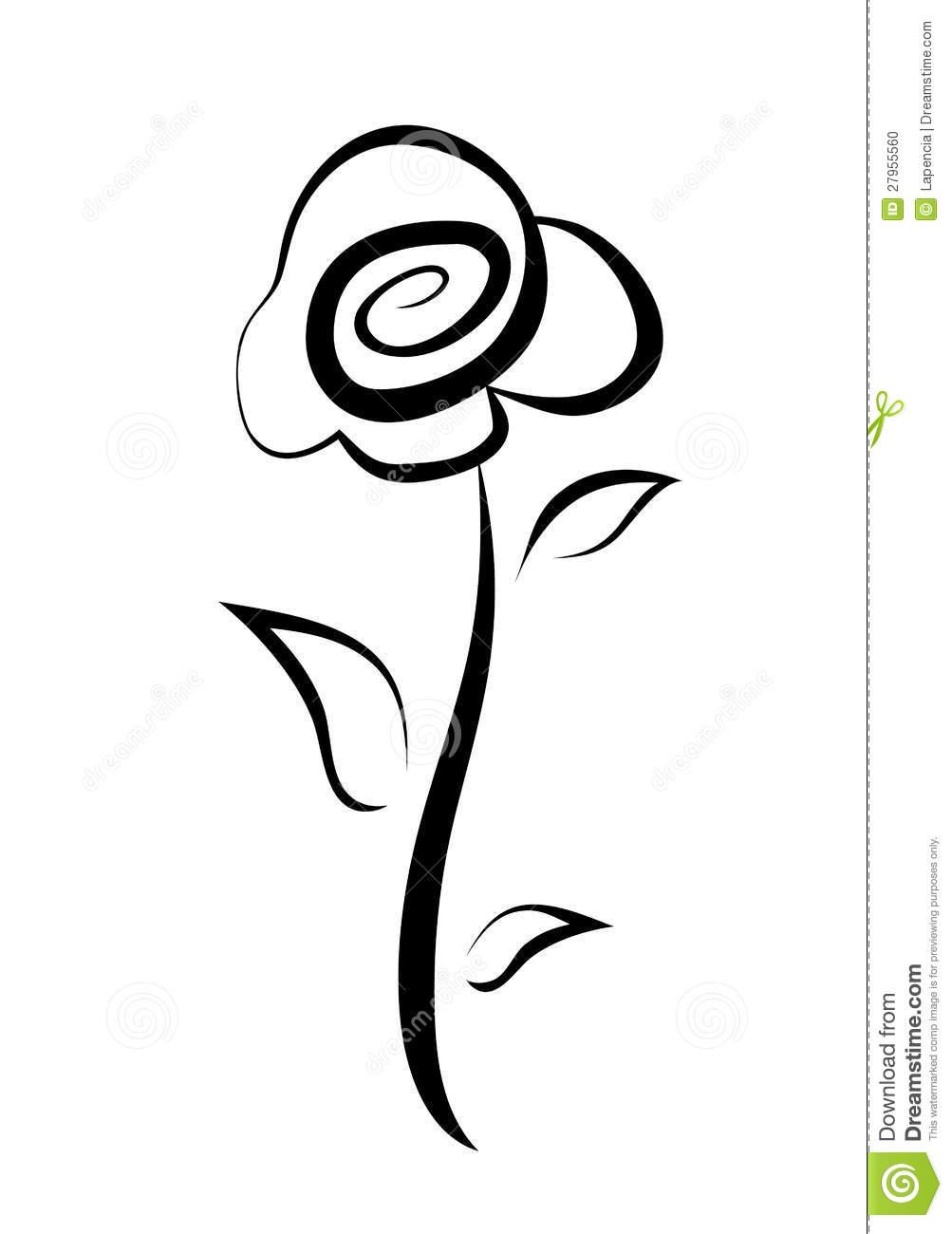 Symbole rose - l'atelier des fleurs